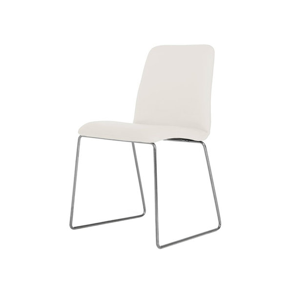 Light White Chair